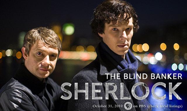 Sherlock Blind Banker